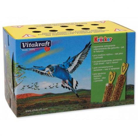 Krabička na přenos/pták 14x9x8cm