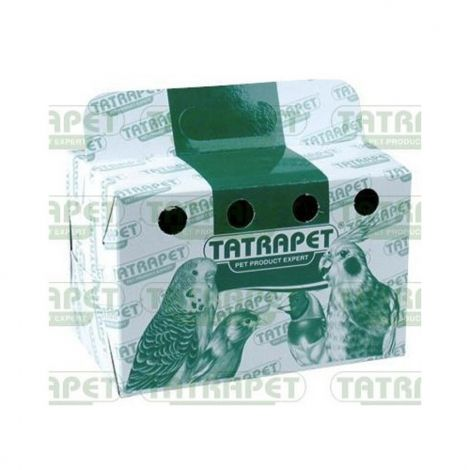 Krabička na přenos andulky,křečci Tatrapet
