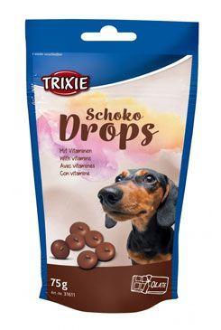 Trixie Drops Schoko s vitaminy pro psy 200g TR