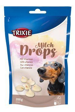Trixie Drops Milch s vitaminy pro psy 200g TR