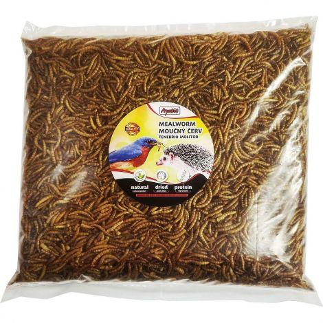 Apetit Mealworm 500g moučný červ