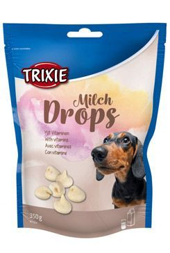 Trixie Drops Milch s vitaminy pro psy 350g TR