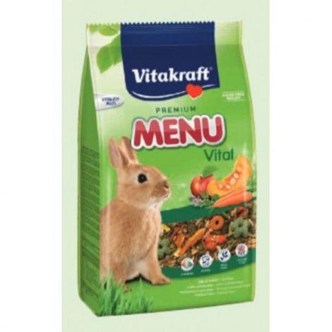 Menu vital králík 1kg/5ks