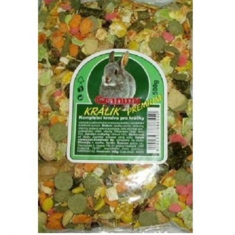 Expirace Granum králík 500g premium