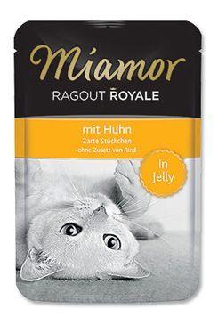 Miamor Cat Ragout kapsa kuře v želé 100g