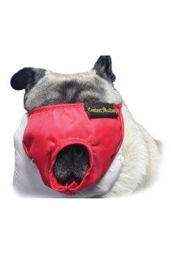 Náhubek fixační s přikrytím očí pro psy S BUSTER