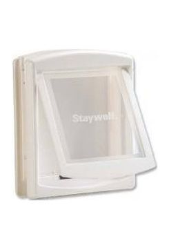 Dvířka plast Bílá STAYWELL 760 47x39cm 1ks