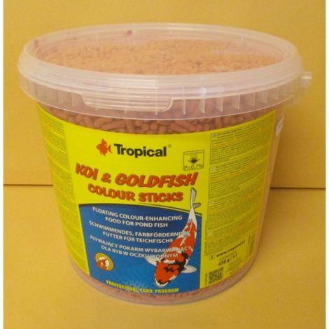 Tropical Koi-Goldfish Colour Stick 5l kbelík