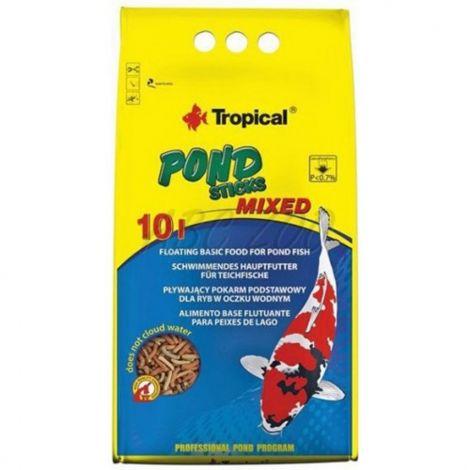 Tropical Pond Sticks Mixed 10l sáček