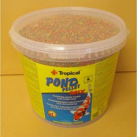 Tropical Pond Pellet Mix 5l kbelík