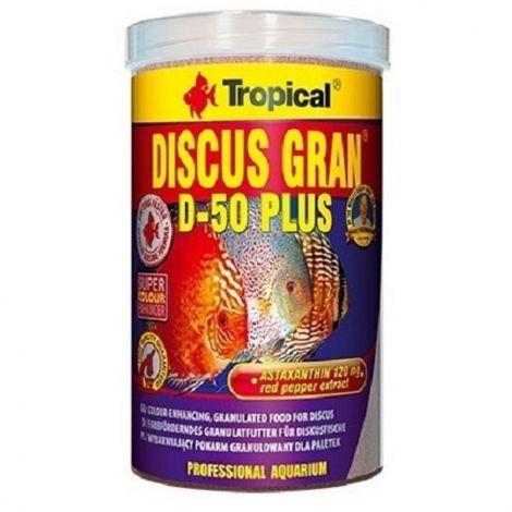 Expirace Tropical Discus Gran D-50 Plus 100ml