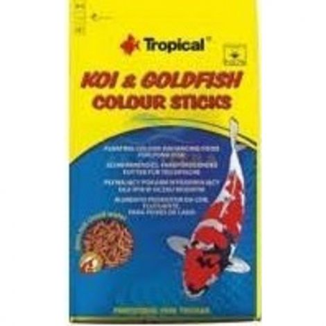 Tropical Koi-Goldfish Colour Stick 1000ml sáček