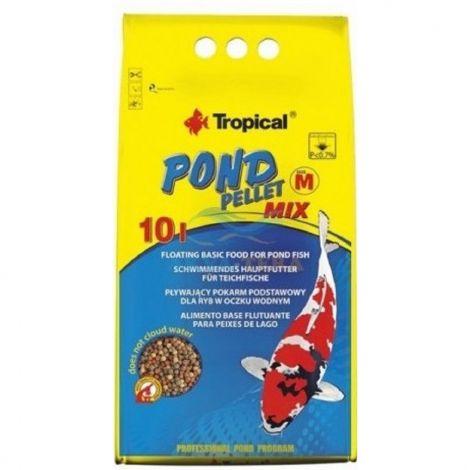 Tropical Pond Pellet Mix 10l sáček