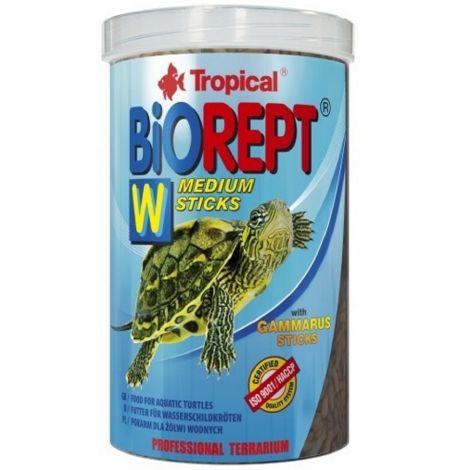 Tropical Biorept W medium 1000ml granule pro želvy