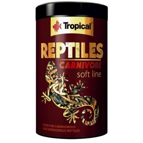 Tropical Reptiles Carnivore soft 1000ml