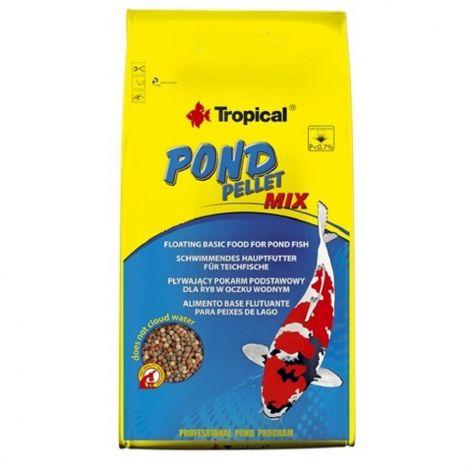 Tropical Pond Pellet Mix 1000ml sáček