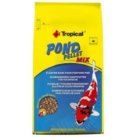 Tropical Pond Pellet Mix 5l sáček