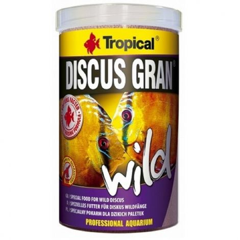 Tropical Discus Wild  granulat 1000ml
