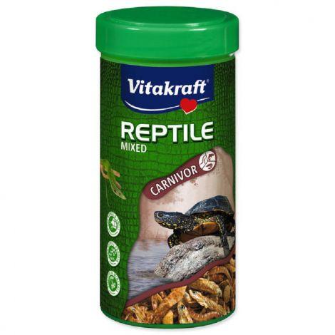 Vita reptile mixed 250ml Carnivore-pro masožravé želvy