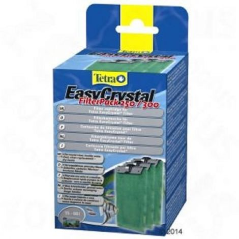 Aktivní uhlí náplň Easy Crystal 250