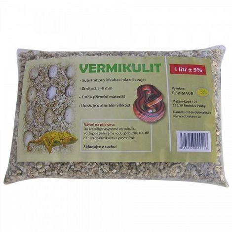 Vermikulit 1l Robimaus