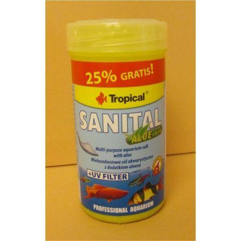Tropical Sanital+Aloevera 100ml+25% zdarma