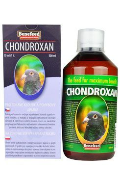 Chondroxan pro holuby 500ml