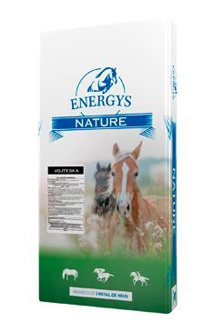 Krmivo koně ENERGY´S Vojtěškové granule 25kg