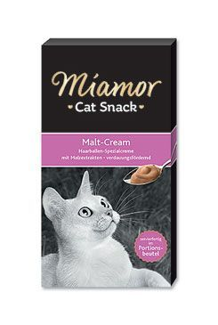 Miamor Cat Krém Malt 6x15g