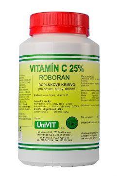 Vitamin C Roboran 25 plv 250g