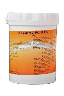 Vitamin C  PG 100% plv sol 250g