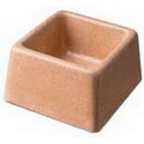 Miska beton č. 48 120ml čtver.malá barevná