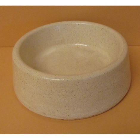 Miska beton č. 31 kočka bílá