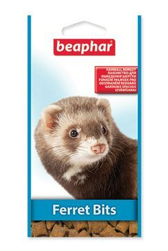 Beaphar Ferret Bits pochoutka malt pro fretky 35g