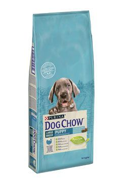 Purina Dog Chow Adult Large Breed Turkey&Rice 14kg