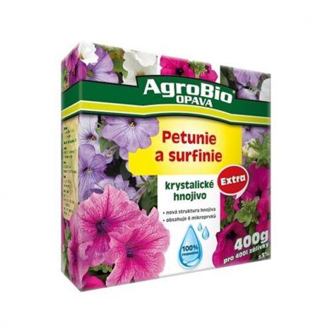Krystalické hnojivo extra Petunie a Surfínie 400g