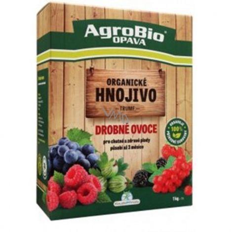 Hnojivo organické 1kg drobné ovoce