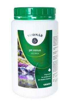 Vodnář pH Mínus jezírka 1,5kg