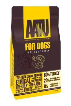 AATU Dog 80/20 Turkey 10kg