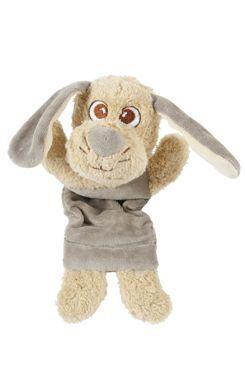 Hračka plyš 100% bavlna LOUISE 21cm Zolux