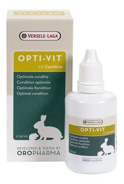 VL Oropharma Opti-Vit multivit. pro hlodavce 50ml
