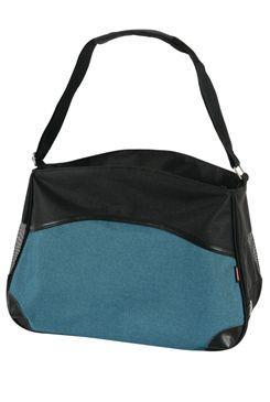 Taška cestovní BOWLING S modrá 42x20x30cm Zolux