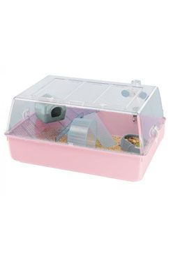 Klec DUNA Mini Hamster 55x39x27cm křeček FP