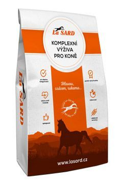 Krmivo koně LaSARD FUN 20kg