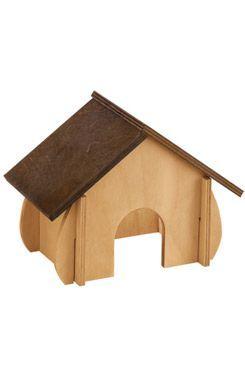 Domeček dřevěný malý SIN 4648 FP 1ks